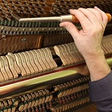 Upright Piano Tuning Service