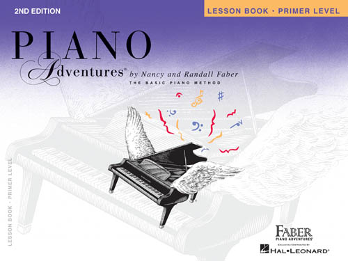 Piano Adventures® Primer Level – Lesson Book, 2nd Edition