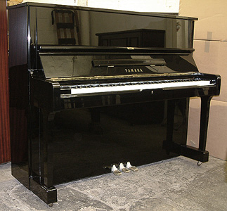 (Made in Japan) YAMAHA U1 Upright Piano