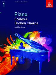 ABRSM Piano scales and Broken Chords G1