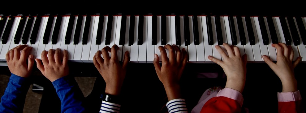 Group Piano Lesson For Little Children 5-12 Years Old(Small Group