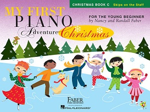 My First Piano Adventure® Christmas – Book C