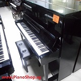 KAWAI K20 used piano, black color, exam model, in good condition