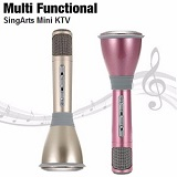 SingArts Mini KTV (Bluetooth Microphone Speaker 3 in 1)