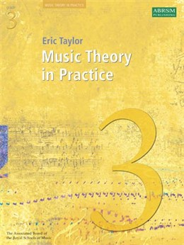 Music Theory In Practice Abrsm Grade 5 Exam By Eric Taylor Instruction Books & Media Musical Instruments