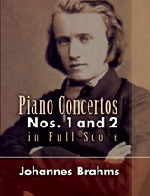 Brahms Piano Concertos Nos. 1 and 2