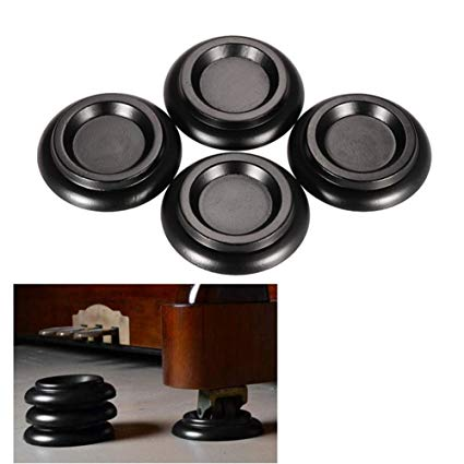 Upright Piano Foot Pad , Caster Cups