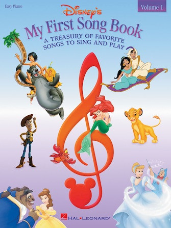 Disney's My First Songbook – Volume 1