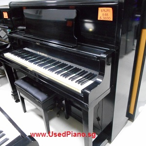 Upright Piano-Used Pianos-Singapore Piano Shop & Music Book